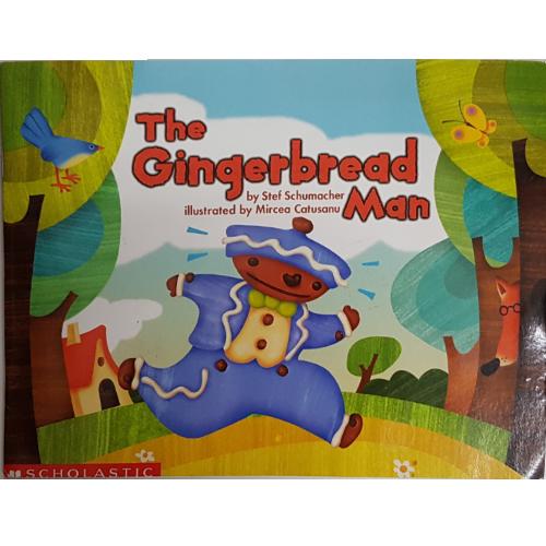<span>[P]</span> The Gingerbread Man <span>[Scholasti...