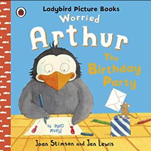 <span>[P]</span>Worried Arthur: The Birthday Party La...