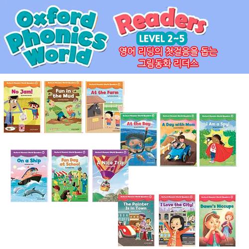 <span>[P]</span> Oxford Phonics World Readers Level 2...